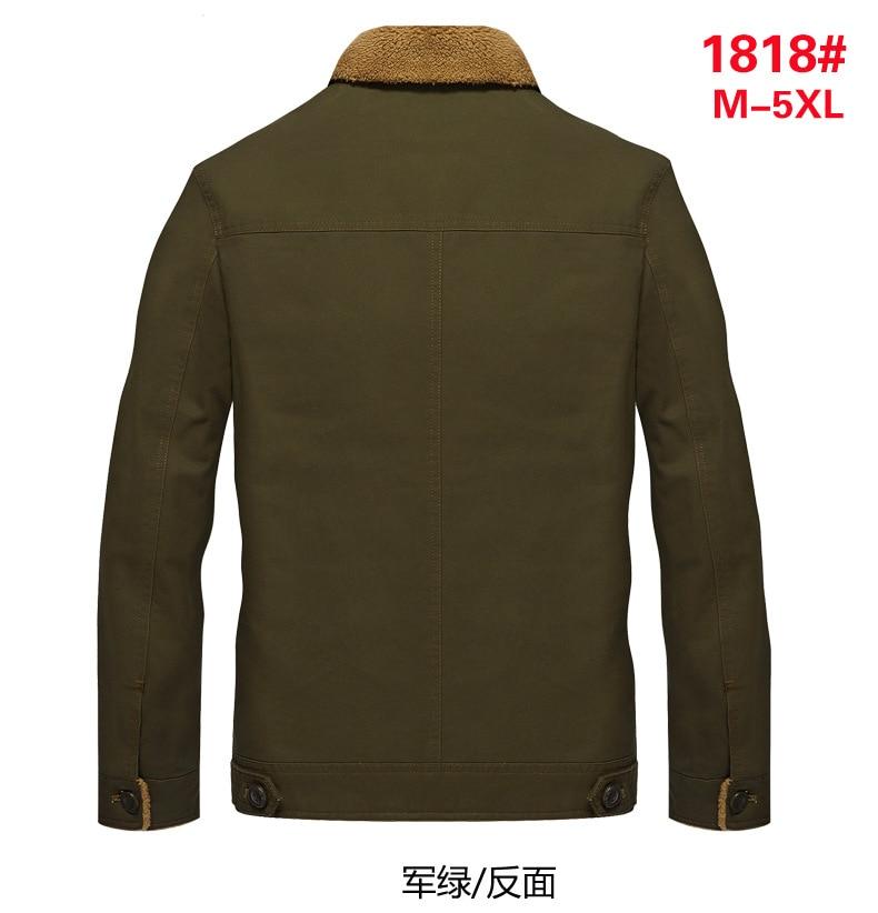 HTB1.LbfeVTM8KJjSZFlq6yO8FXaB 2019 Winter Bomber Jacket Men Air Force Pilot MA1 Jacket Warm Male fur collar Mens Army Tactical Fleece Jackets Drop Shipping