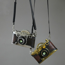 Retro camera model decoration gift showcase mould photography shopwindow props decor stage property restore ancient crafts