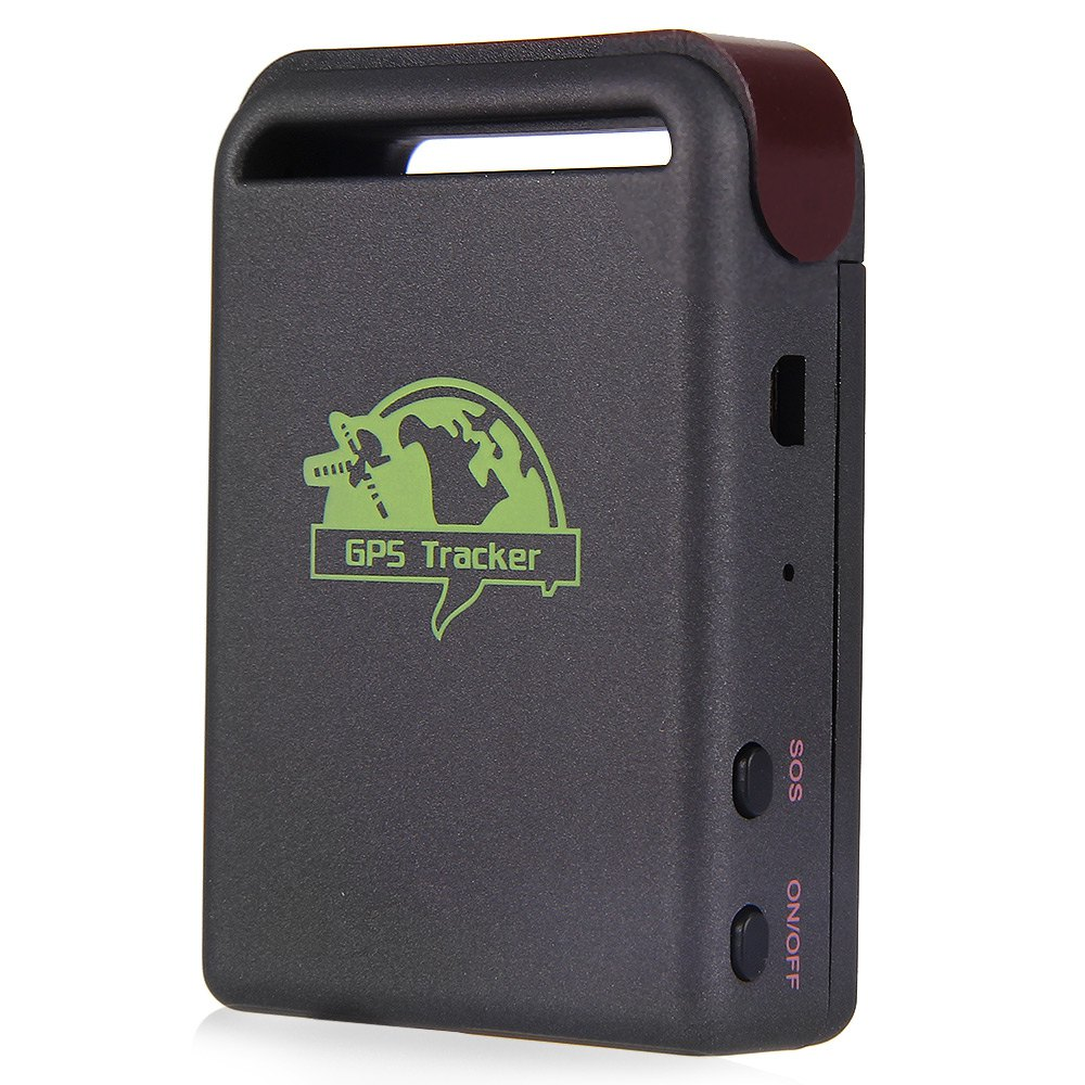TK102B Car GSM GPRS GPS Tracker Real Time Location Locator High Accuracy Over Speed font b