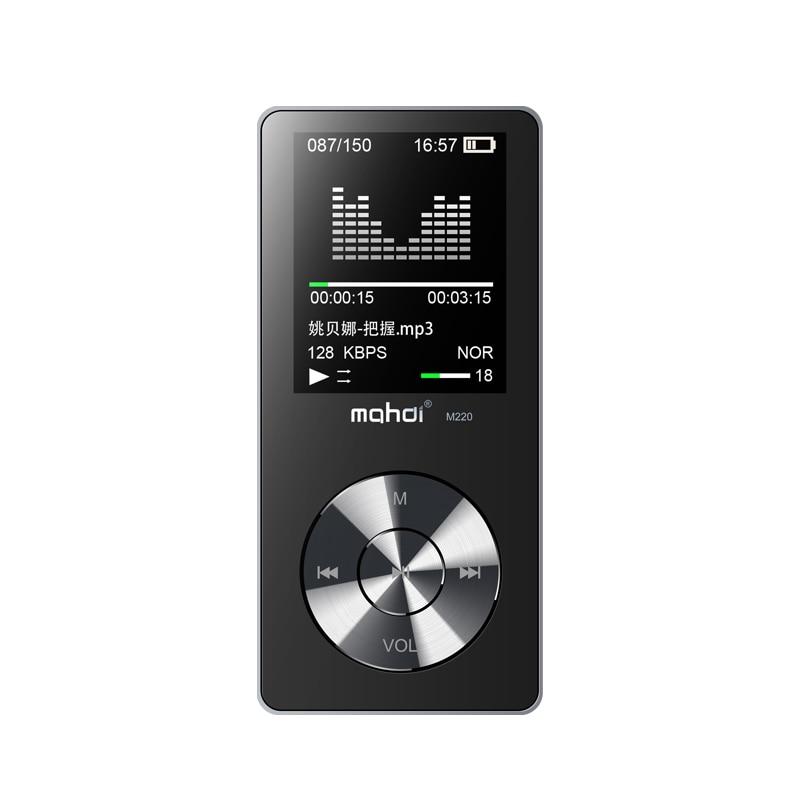 Mahdi MP3 플레이어 8 기가 바이트 스포츠 HIFI MP3 - 휴대용 오디오 및 비디오 - 사진 3