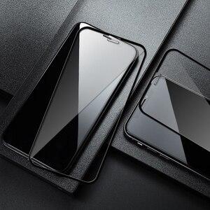 Image 5 - Capa completa de vidro temperado para iphone x xs xr 11pro max protetor de tela para iphone 6s 7 8 plus x 5 5S se 2020 vidro protetor