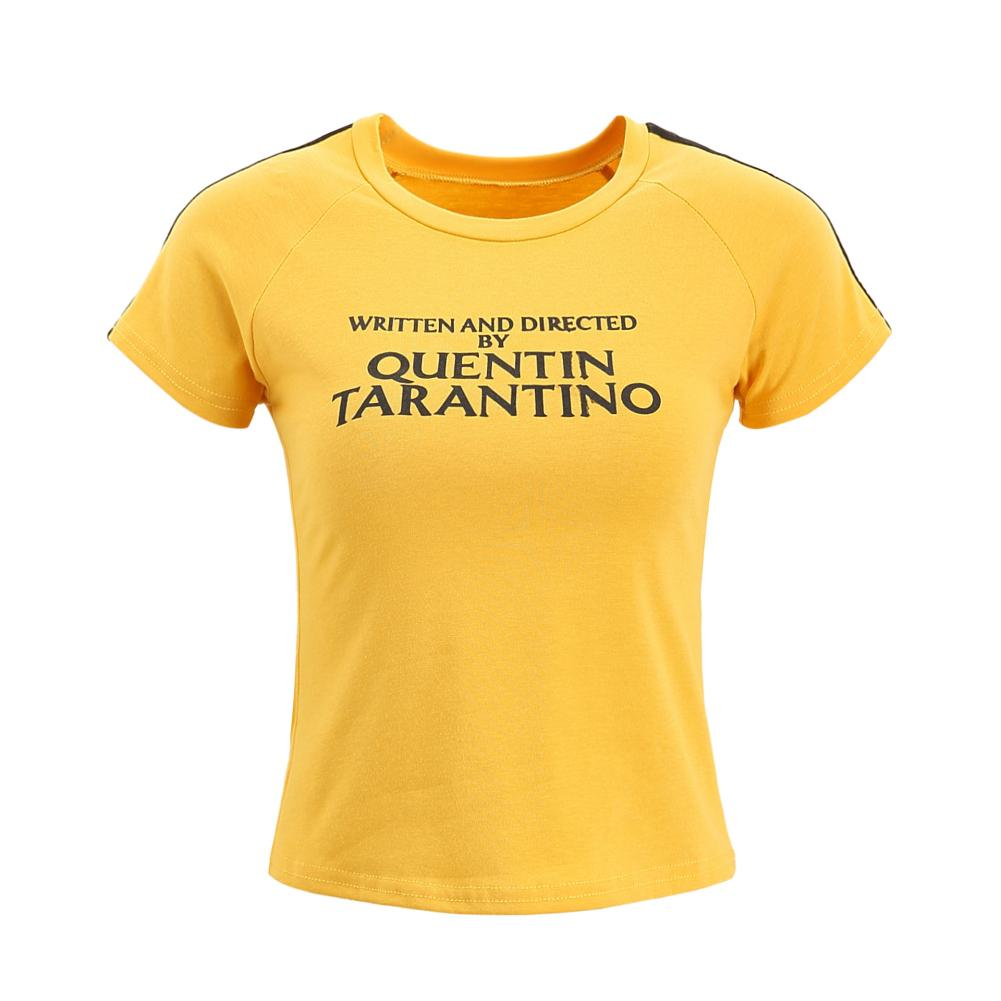 women's-tshirt-2019-summer-written-and-directed-by-quentin-font-b-tarantino-b-font-letter-print-women-summer-slim-t-shirt