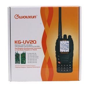Image 5 - Wouxun KG UV2Q 8 W High Power 7 bands Waaronder Air Band Cross band Repeater Walkie Talkie Upgrade KG UV9D Plus Ham radio