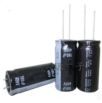 400V 180UF 180UF 400V  Electrolytic Capacitor  volume 18X45 18X40 best quality New origina