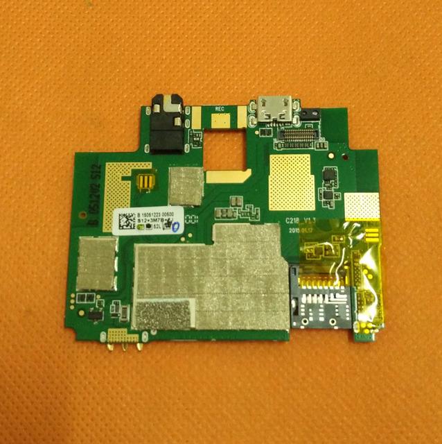 "Original mainboard 2G RAM + 16G ROM MTK6752 Octa Núcleo 4G LTE M7 Motherboard para Mlais 5.5 ""HD 1280x720 frete grátis"