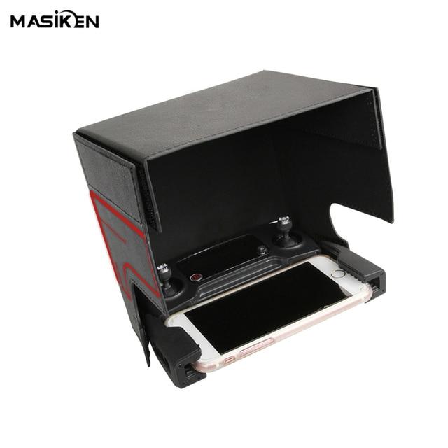 MASiKEN Remote control monitor Sun hood Sunshade for DJI MAVIC PRO Drone Remote control Protective parts Accessories