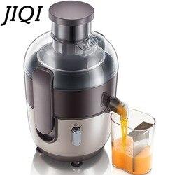 JIQI elektryczny sokowirówka owoce warzywa wysokiej prędkość sokowirówka odśrodkowa sokowirówka 220 V w Sokowniki od AGD na