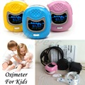 Attention: No Rechargeable Battery FDA CE Approved O LED Pediatric Pulse oximeter for Child Kids SPO2 Blood Oxygen Monitor