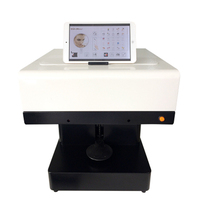 hot sale coffee printer beverage biscuit cream cake cookies food chocolate latte printer with 8 inch tablet PC USB version