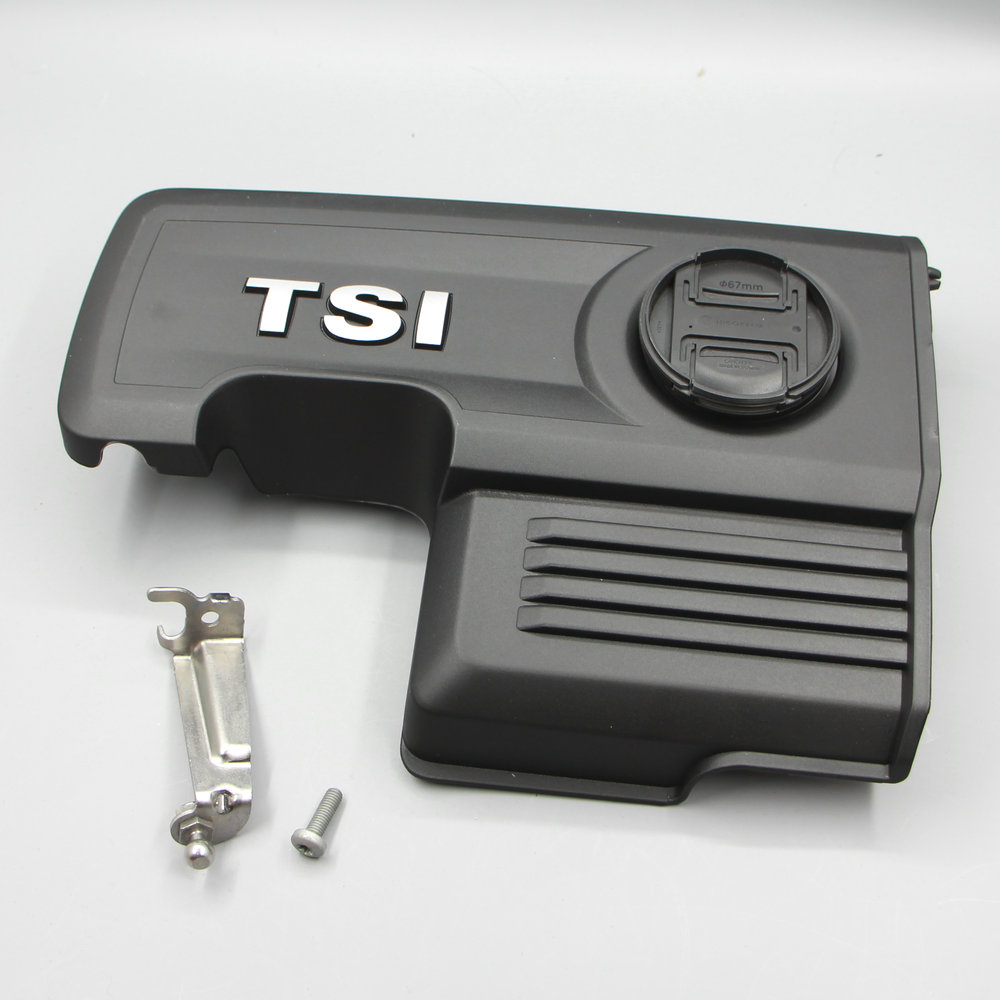 For the VW Golf 7 Touran L PASSAT B8L Jetta Octavia engine cover EA211 engine cover bracket screws 04E 103 925 H 04E 103 932 D h098902 04e