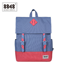 8848 Brand Women Backpacks Preppy Style New Fashion 15.6 Inch Computer Backpack Soft Back Big Capacity Casual 173-002-012