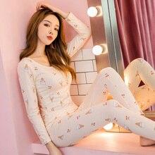 Yidanna 2018 camisón conjunto de pijamas para mujer negro ropa de dormir talla grande en invierno poliéster ropa de dormir de encaje camisón mujer pijama