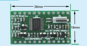 5PCS LOT RFID 125KHz ultra low power module