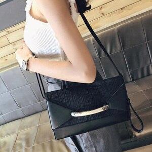 Image 5 - Клатч конверт для женщин, роскошные кожаные сумочки, вечерний клатч на день рождения для женщин, Дамский саквояж на плечо, кошелек