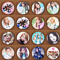 Youpop KPOP Korean TWICE Third Mini Album TWICEcoaster LANE1 58mm Round Badge Pins And Brooches For Clothes Hat Backpack