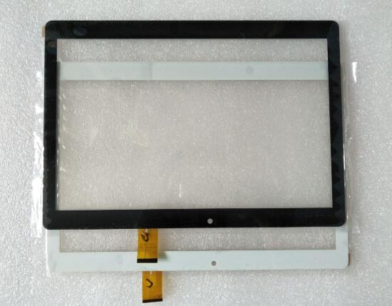 New touch screen panel Digitizer Glass Sensor replacement For 10.1 inch DIGMA PLANE 1710T 4G PS1092ML Tablet Free Ship for b116xtn01 0 vga hdmi lcd controller board 11 6 inch edp 30 pins 1 lane 1366x768 wled lcd screen free shipping