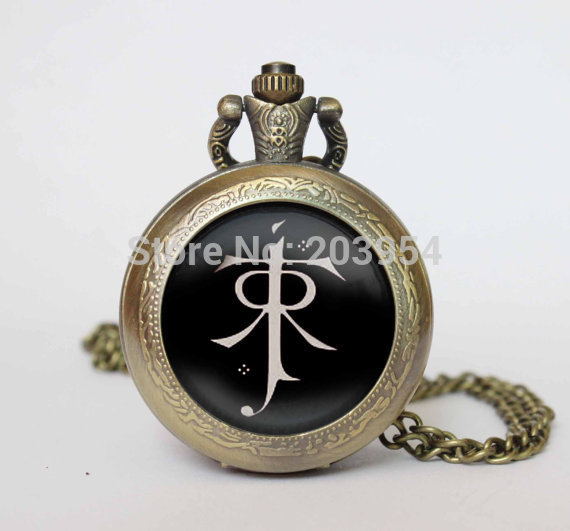 Wholesale 12pcs lot Handmade Lord movie jewelry Elf symbol pocket watches locket necklace Bridesmaid Gift for