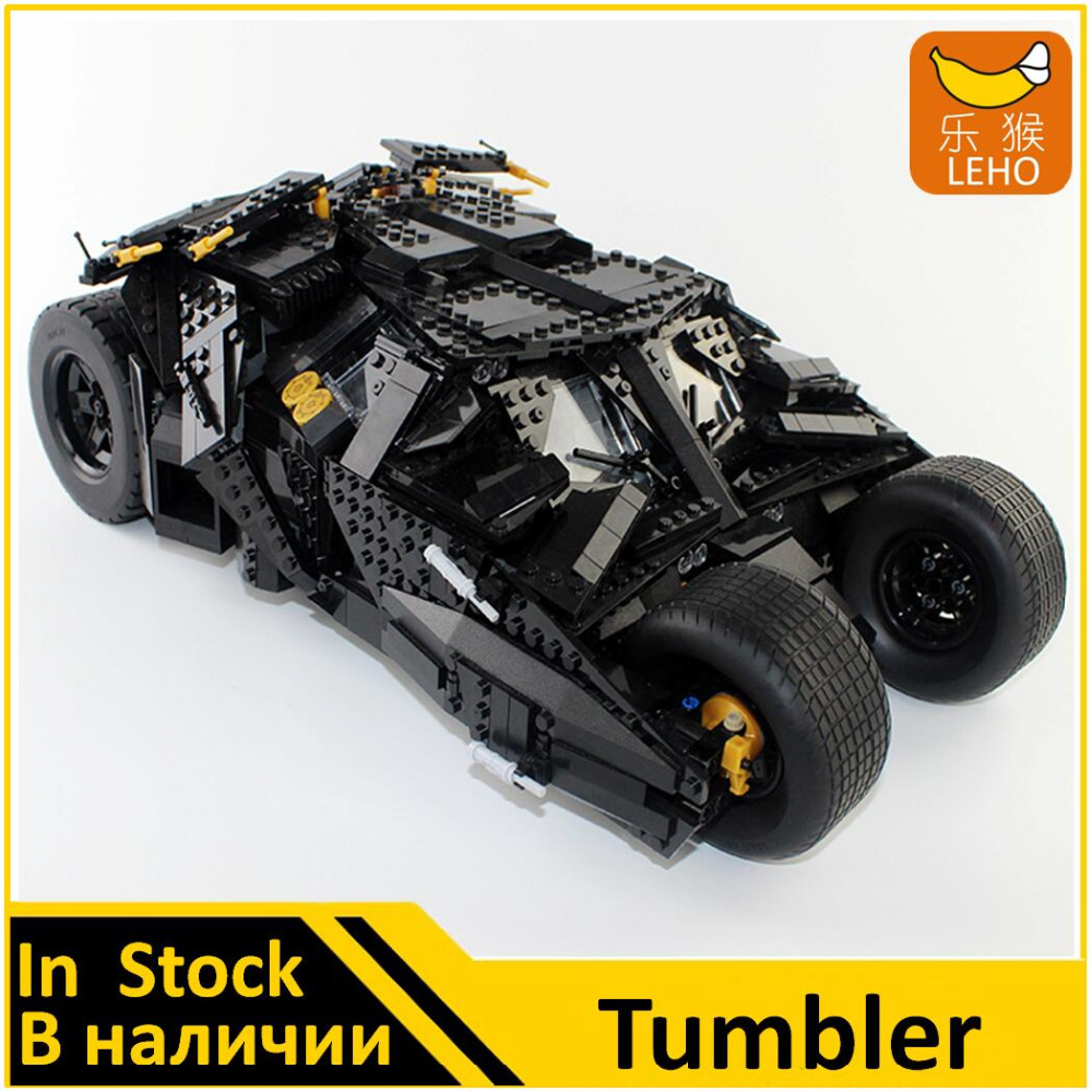 Building Blocks Model Decool 7111 Compatible 76023 Super Heroes Batman Gotham The Tumbler Model Toys For Marvel 1869pcs batman decool 7111 dc the tumbler joker model building blocks boys bricks toys superman compatible with lego