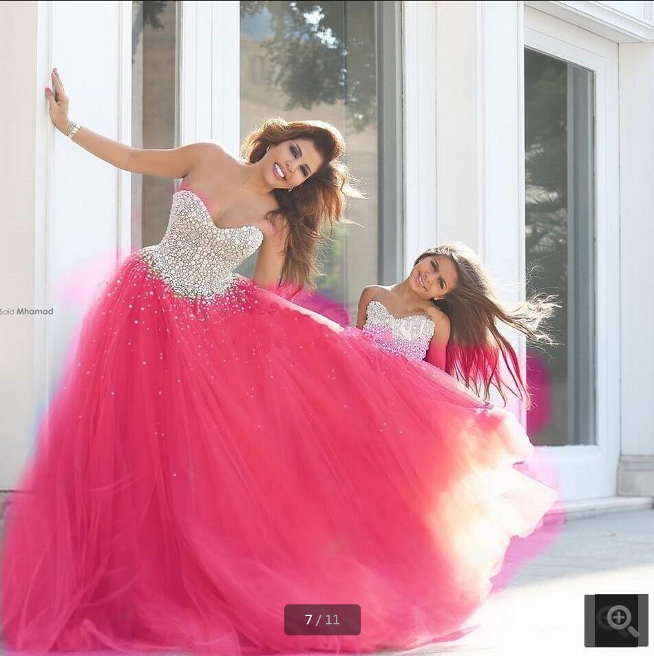Excelente Vestidos De Baile De Tul Elaboración - Colección de ...