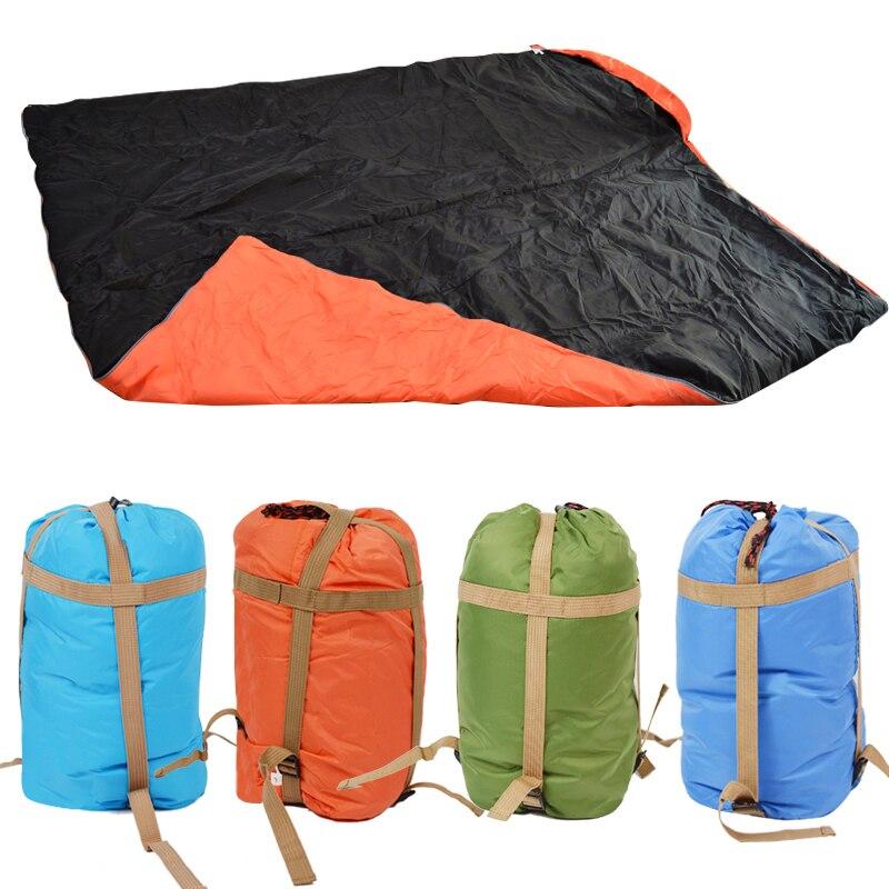 (70 * 180) + 30 cm Outdoor Ultraleicht Nylon Wasserdichte Schlafsack - Camping und Wandern