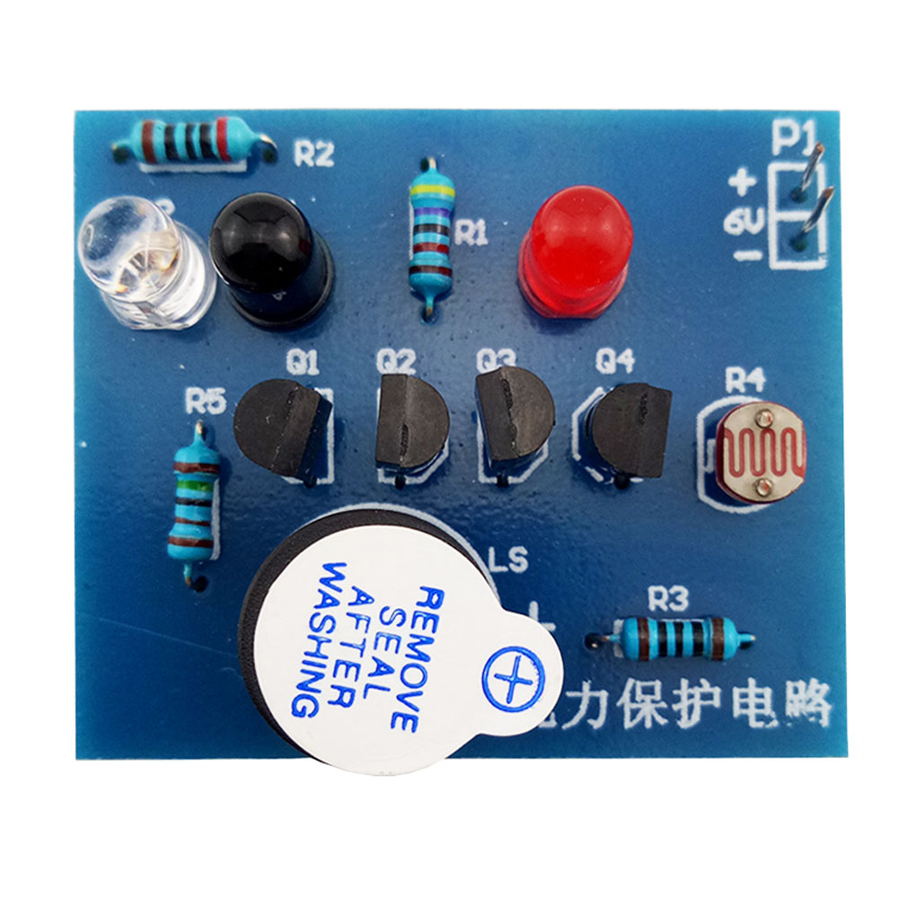 CNIKESIN Diy kit Vision Protection Circuit Reminder Kit Electronic DIY Parts Parts Labor Technology Physics General Technology