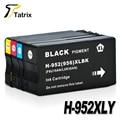 Tatrix 4PK For HP 952XL 952 XL New Ink Cartridge Full Ink For HP Officejet Pro 7740 8210 8216 8702 8710 8715 8720 8725 8730