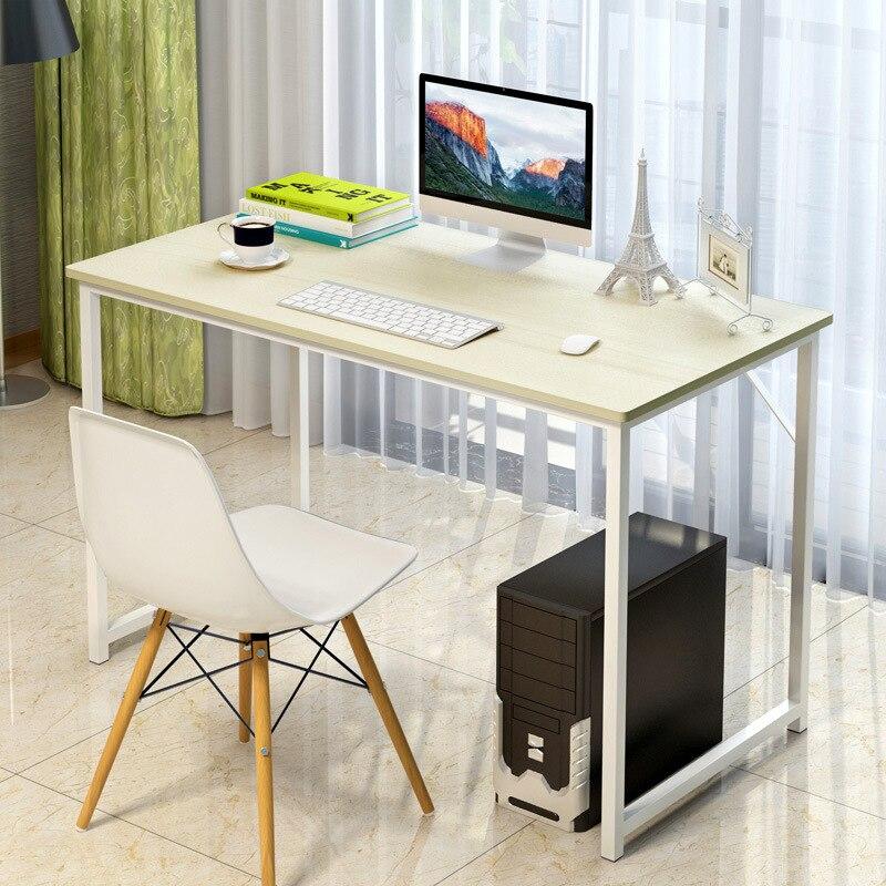 simple moderno escritorio de oficina escritorio mesa de estudio de muebles de oficina escritorio de la