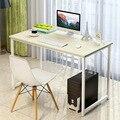 Simples e Moderno de Desktop Mesa de Escritório Durável Laptop Computador de Mesa Mobiliário de Escritório Mesa de Estudo Mesa de Escrita