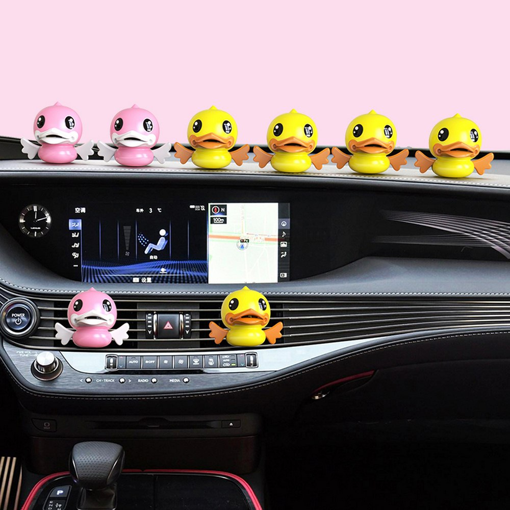 Flying Duck Car Air Freshener Outlet Clip Air Freshener Natural Environmentally Friendly Spices Car Perfume Auto Decoration in Air Freshener from Automobiles Motorcycles