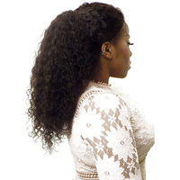 250 Density Full Lace Human Hair Wigs With Baby Hair For Black Women Pre Plucked Brazilian