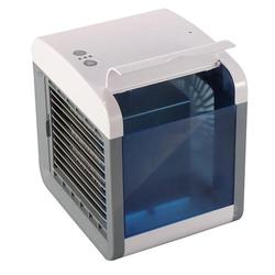 Wygodne przenośne powietrze wentylator chłodnicy cyfrowy klimatyzator nawilżacz przestrzeń łatwe chłodzenie oczyszcza wentylator chłodzący do domowego biura w Wentylatory od AGD na
