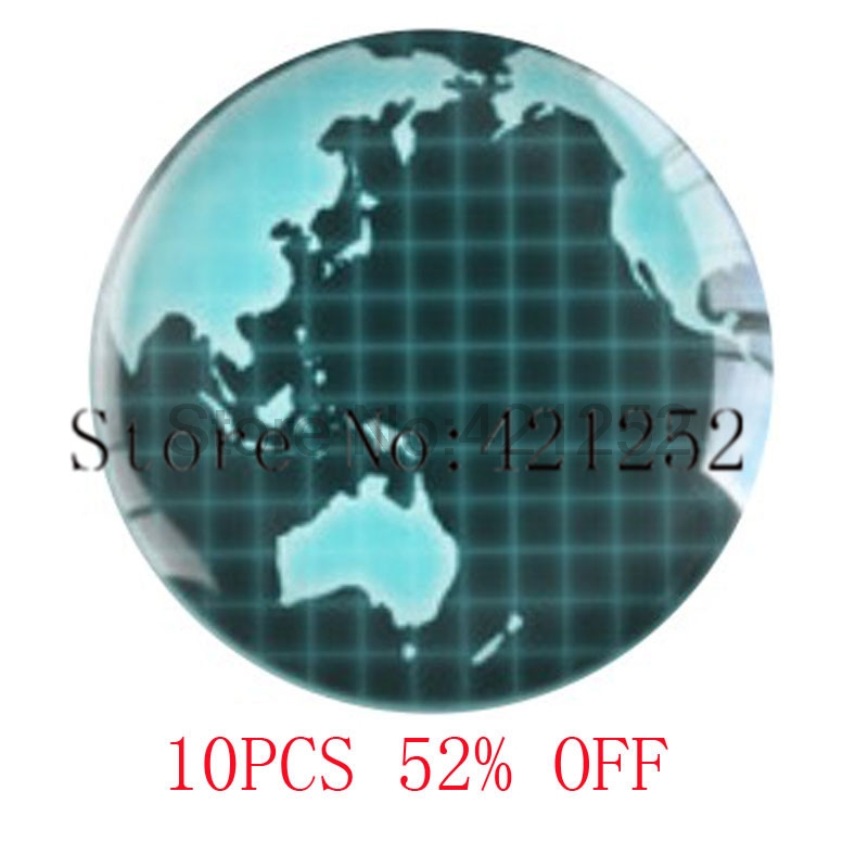 Log Horizon pendant computer grid globe world map Glass Photo Cabochon Necklace keyring  ...