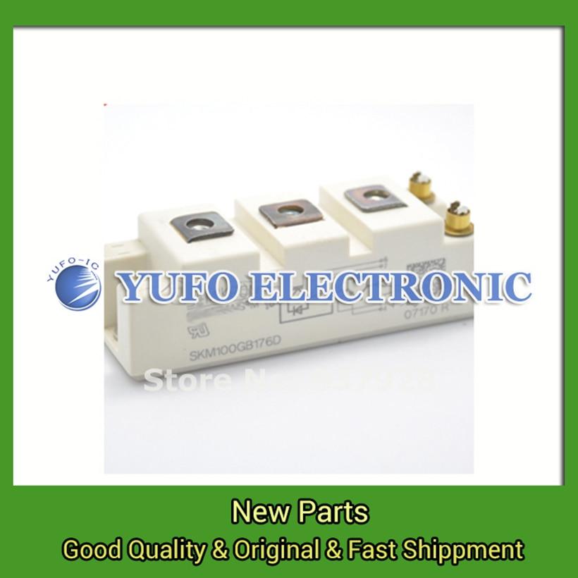 Free Shipping 1PCS  SKM75GB173D SKM75GB176D Power Modules original new Special supply Welcome to order YF0617 relay tms320f28335 tms320f28335ptpq lqfp 176