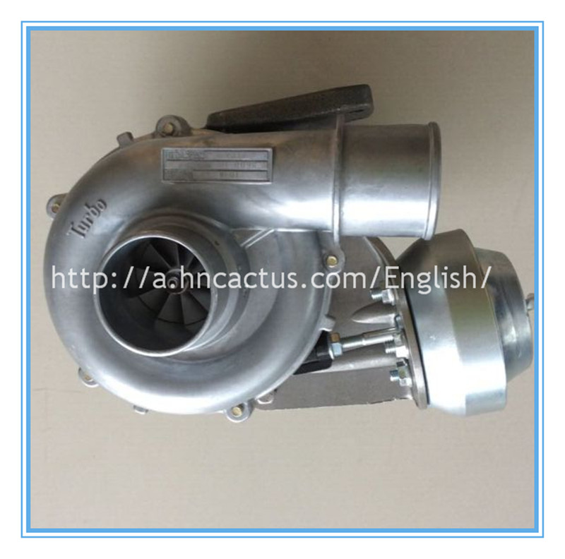 BT50 Turbo RHV4 WE01 03051M VHD20011 VCD20011 Turbocharger For Mazda
