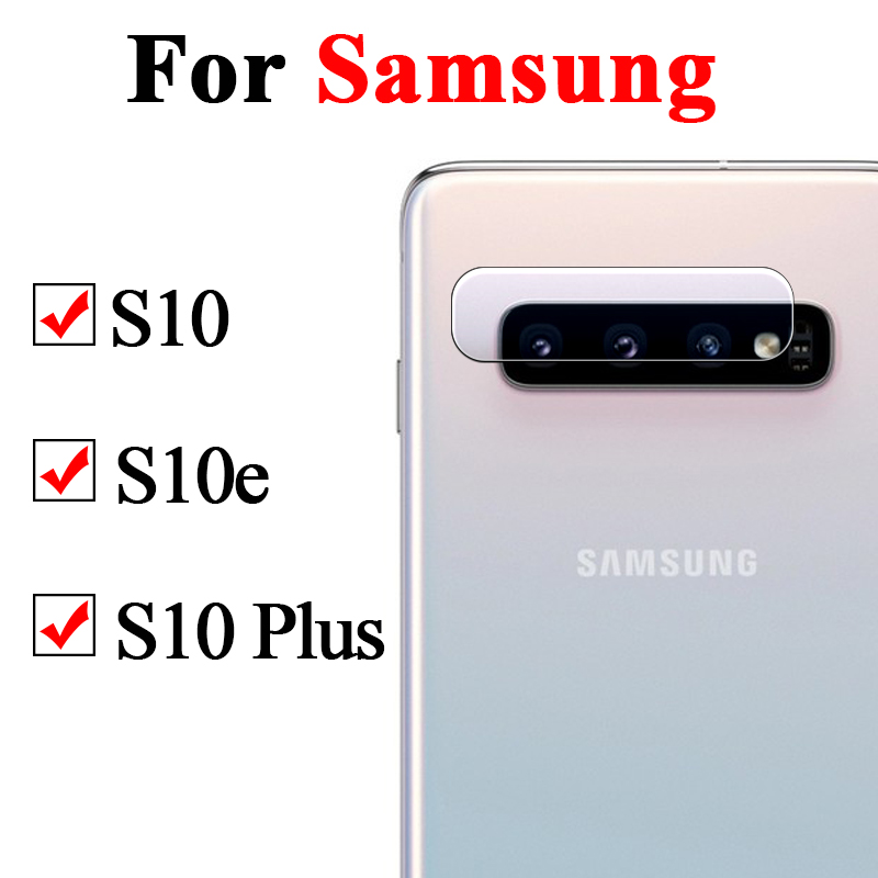 camera lens protective glass safety film for samsung galaxy s10 plus s10e and more
