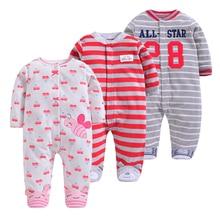 Christmas Girls Baby Clothes Rompers,fleece Unisex Kids Long Sleeve Rompers Newborn Animal Jumpsuit Autumn Boy Pajamas