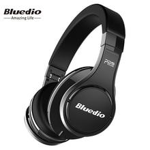 Bluedio U (UFO) Haut de Gamme Bluetooth casque Breveté 8 Pilotes/3D Son/En alliage D'aluminium/HiFi sans fil Sur-Oreille casque