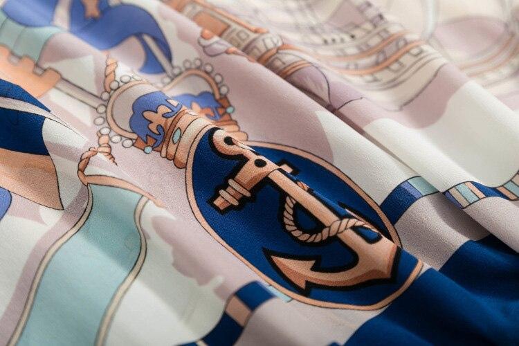 Haute De Imprimé V Produits Chart See Vêtements Manches cou noir Nouveau bleu lavande blanc Femmes États rouge Chaîne Soie fin pu Ciel 0wOtWqXv