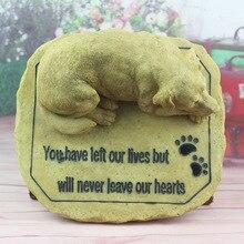 Гравировки для домашних животных, украшения из синтетической смолы, сувениры для собак, семейные украшения, сувениры для домашних животных