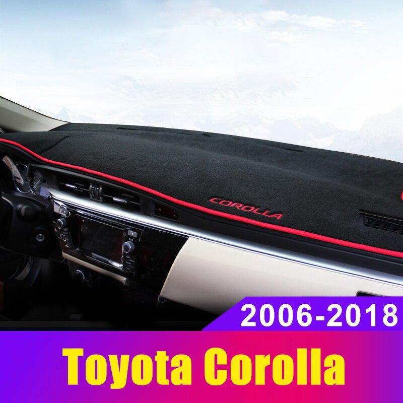 Car dashboard avoid light pad instrument platform desk - 2015 toyota corolla interior lights ...