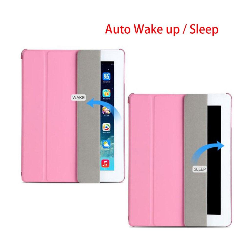 RYGOU Apple iPad 2 3 4 kaitseümbris Ultra Slim intelligentne kaitse - Tahvelarvutite tarvikud - Foto 2