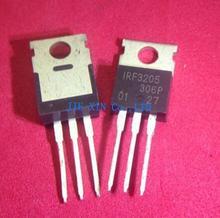 100 pcs/lot IRF3205 IRF3205PBF TO 22055V 110A 200W