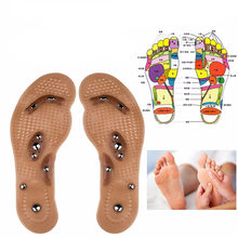 b55f5fb4e 1Pair Body Detox Slimming Product Magnetic Therapy Magnet Massage Insoles  Health Care Weight Loss Men Women Shoe Pads Foot patch