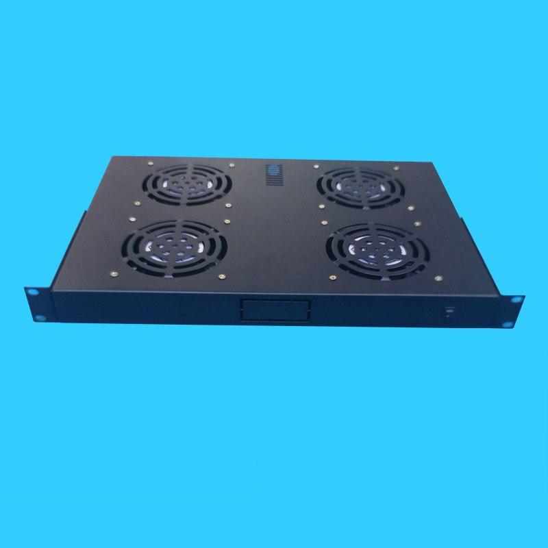 Cabinet fan unit 4 220V server Ctate Frame type fan power amplifier ventilate cooling fan sunon original dl365g5 dl360g5 server fan fan group 4056 fan 412212 001 server cooling fan
