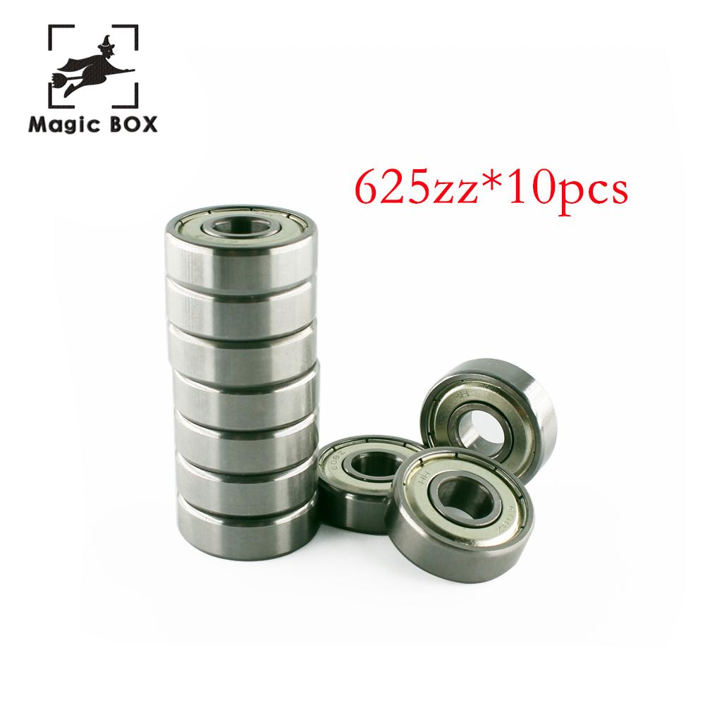 4 PACK 625ZZ small Ball Bearing For 3D Printer Parts 5x16x5mm FAST SHIP