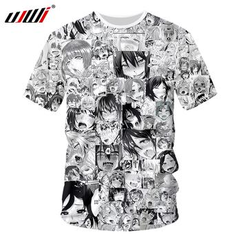 652b9c62 UJWI Novelty Streetwear Men T-shirts Anime Funny Tshirts Mens Casual O-neck  T shirts Fashion Man Tops Tees Harajuku Male Clothes