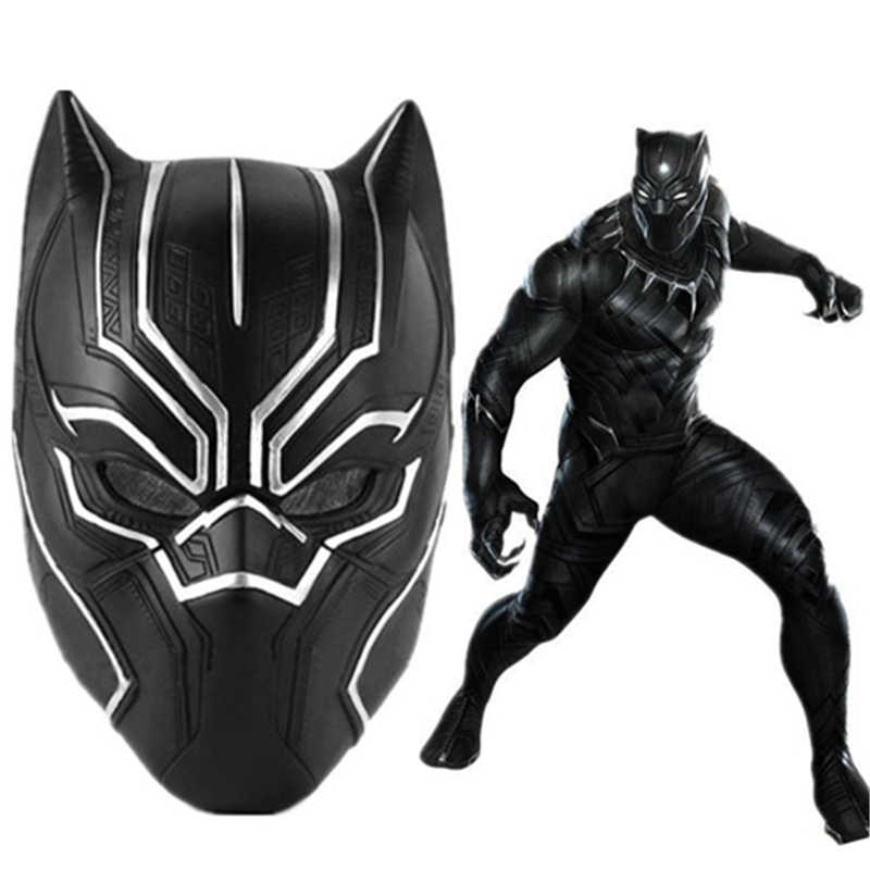 Detail Feedback Questions About Black Panther Masks Movie Fantastic
