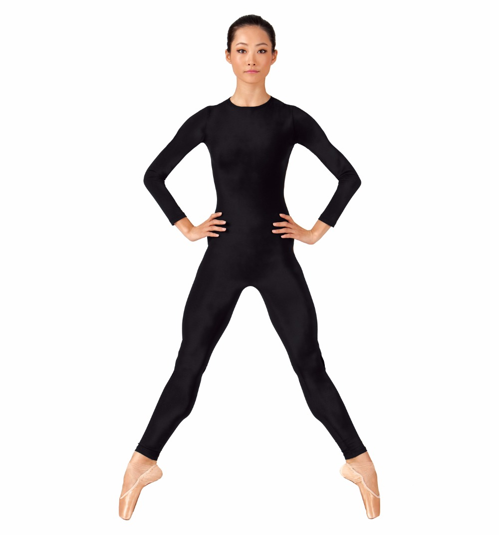 Black Leotard Womens Dance