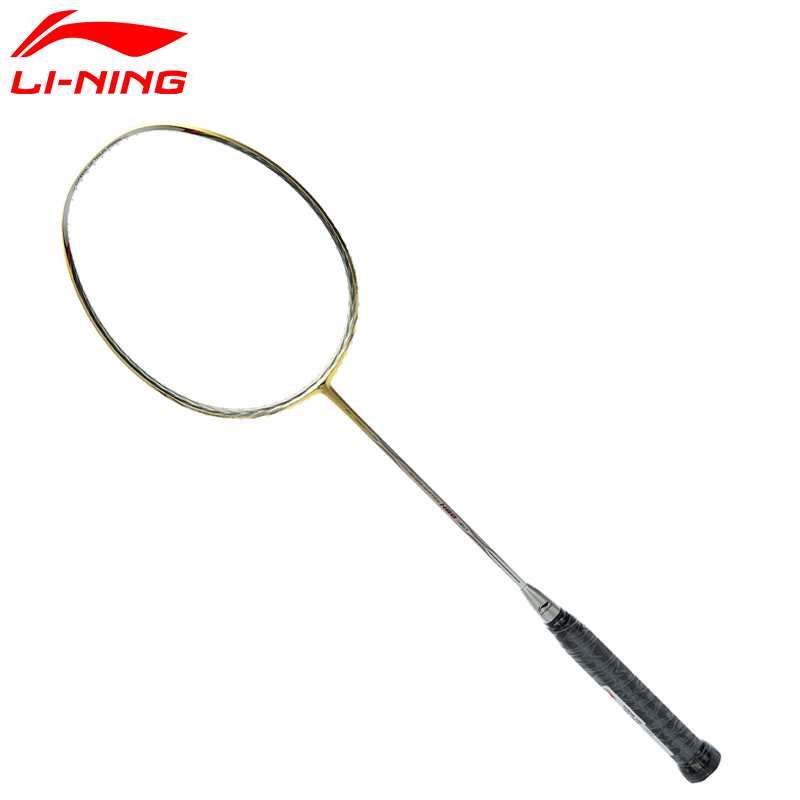 Li-Ning N80 S-Type Professional Offensive Type Carbon Badminton Rackets AYPK006 ZYF136 mini skull human anatomical anatomy head medical model human anatomical skull model model of the medical skull painting model