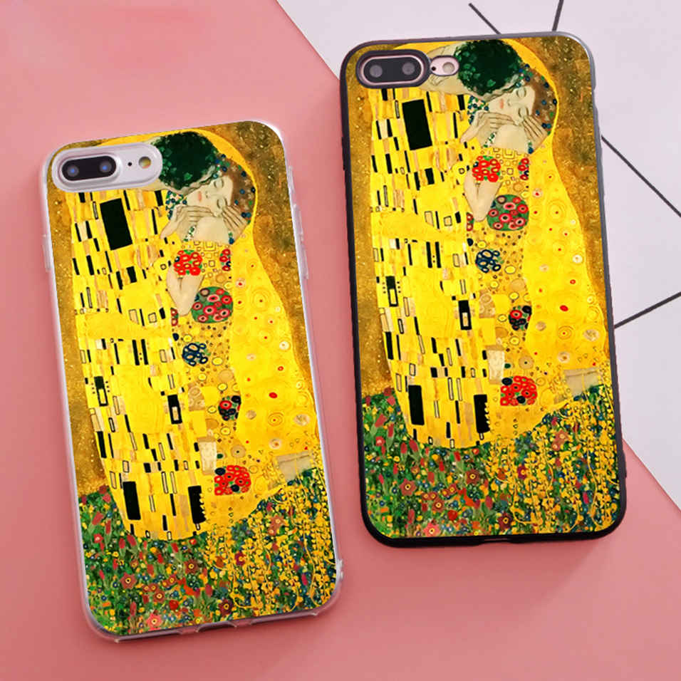 coque klimt iphone 6
